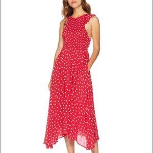 Free People Butterflies Midi Dress